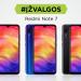 """Pristatytas naujas """"Xiaomi"""" prekės ženklas ir """"Redmi Note 7"""" su 48 Mpix kamera"""