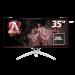 """35 colių įstrižainės monitorius lenktu ekranu: """"AOC AG352QCX"""" (Apžvalga)"""